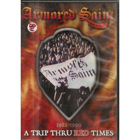 Armored Saint - A Trip Thru Red Times Dvd Lacrado Anthrax