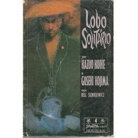 Manga Lobo Solitario 04 - Nova Sampa - Bonellihq Cx382 G18