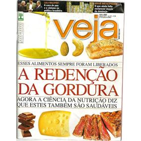 Veja Rio 2275 - A Redenção Da Gordura - Bonellihq Cx419 H18