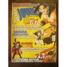 Hq Ultra Jovem Edição Extra Dragon Ball Gt - Cod.5/21809