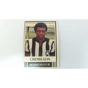 b56f1fa351 Ping Pong Futebol Cards Cremilson Botafogo Raro - Coleções e Comics ...