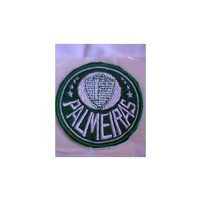 Escudo Do Palmeiras Termocolante - Artigos de Armarinho no Mercado ... d47287dbdb44e
