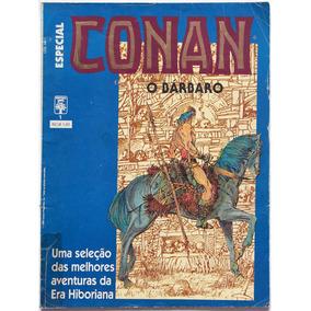 Conan Especial, O Bárbaro Nº 1