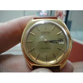7d08f7d562a Relogio Certina Automatico Antigo Coleco - Relógios no Mercado Livre ...