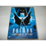 Dvd Infantil Batman A Mascara Do Fantasma