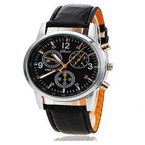 e22342b2dfe Relogio Vip Dourado Masculino Pulso - Relógio Masculino no Mercado ...