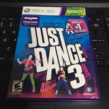 Just Dance 3 Kinect Xbox 360 Seminuevo En Igamers