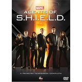 Box Marvel Agents Of S.h.i.e.l.d 1ª Temporada (legendado)