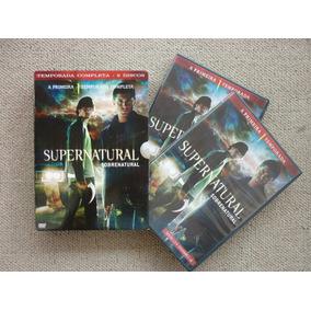 Supernatural - Box 1ª E 2ª Temporada