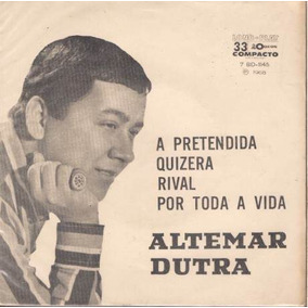 Compacto - Altemar Dutra - 1968