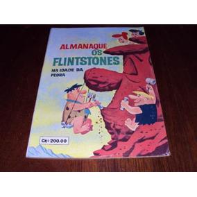Almanaque Os Flintstones - Novembro 1963