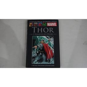 Thor - O Renascer Dos Deuses - Graphic Novels Salvat