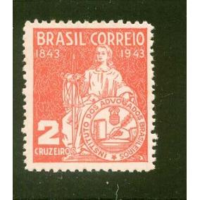 C-184 - Cent.do Inst.dos Advogados Brasileiros - 1943