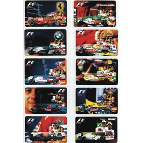 *cards Fórmula 1-2009 Rarissimo Tiragem De 50(20442-cx28)