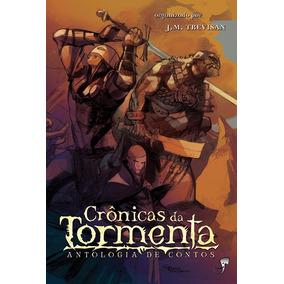 Crônicas Da Tormenta Livro Romance Rpg Tormenta Frete R$ 12
