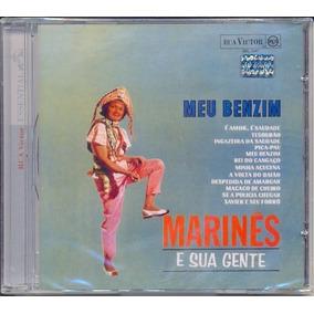 Cd Marinês E Sua Gente - Meu Benzim - 1966 - Lacrado