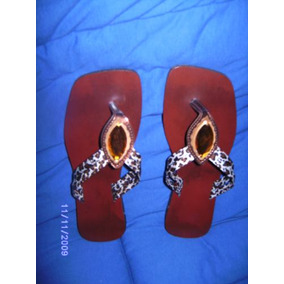 Maio De Onca Com Tiras - Sapatos no Mercado Livre Brasil e13fbec079a
