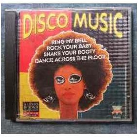 Cd - Disco Music