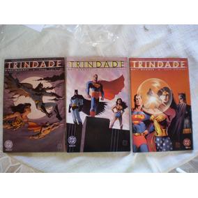 Trindade Mini-série Em 3 Edições! R$ 8,00 Cada Exemplar!