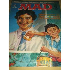 Revista Mad No.56: Descollorimos - Humor / Sátira - Rara!!!