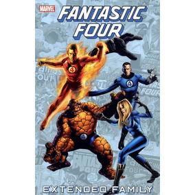Fantastic Four Extended Family Tpb (2011) Marvel