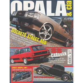 Opala&cia.010- Opala Diplomata Caravan Monza Sr Chevrolet