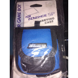 Estuche Funda Nintendo Gameboy Advance Sp Nuevo Stock Color