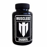 Pré Hormonal Diabol 120 Cápsulas Muscled2