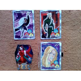 Cards Wolverine E Os Xmen - Elma Chips