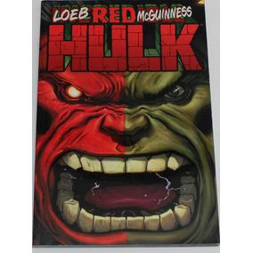 Hq Americana Red Hulk