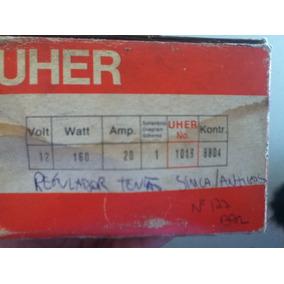 Regulador Tensão Simca Ou Antigos N°122 Bal