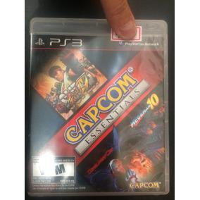 Capcom Essentials Super Street Fighter Iv E Devil May Cry 4