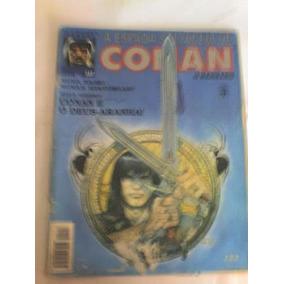 A Espada Selvagem De Conan Nº 117