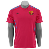 Camisa Nike Barcelona - Modelo Treino - Estado De Nova
