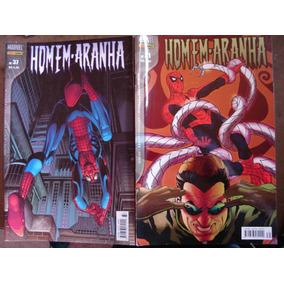 Homem-aranha Nºs 8 A 141 Panini Preço Para 12 Gibis