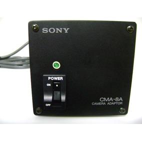 Fonte Sony Cma-8a Para Cameras Modelo Dxc Profissional