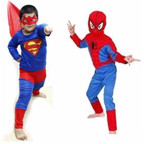Disfraz Superman - Disfraces en Mercado Libre Argentina c50f8c39b1c0