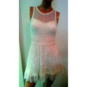 19af79929 Vestidos De Encaje Transparentes - Vestidos en Mercado Libre Argentina