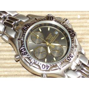 5c97dd88a8d Relógio Alba Sefaire Alarm   Chrono 10 Bar Y182-6b00 Japan