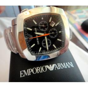 876dd1cb62fa8 Emporio Armani Cronografo Ar 5954 - Relógios De Pulso no Mercado ...