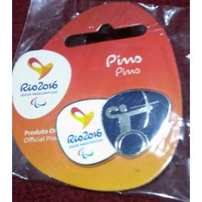 Pin - Rio 2016 - Tirco Com Arco - Jogos Paralimpico