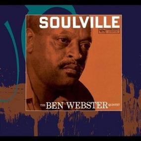 Ben Webster - Soulville - Importado Remaster