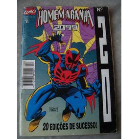 Gibi Homem Aranha 2099 - Nº 20