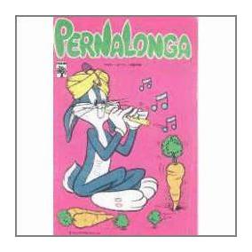 Pernalonga Nº 11 - O Golpe Desafinado - Ed.abril - 1976