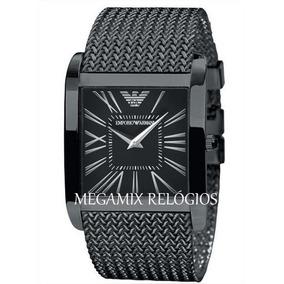 Relógio Emporio Armani Ar2028 Super Fino Social Luxo - Relógios De ... 2290c9ee37
