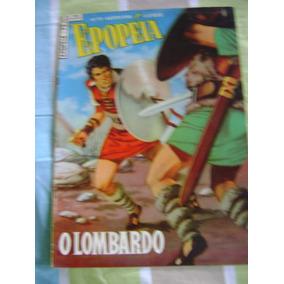 Epopéia No.73 Agôsto 1958 Ebal Lindo!leia!