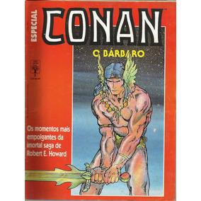 170 Revista Hqs 1990- Rvt- Conan O Bárbaro- Especial- Nº. 3