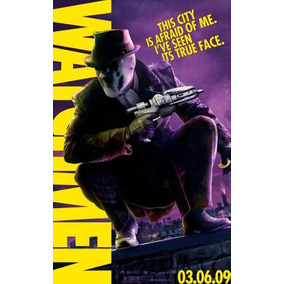 Poster Cartaz Watchmen #5 - 40x60cm
