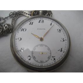 8f7153260b1 Relógio De Bolso Zenith Grand Prix Paris 1900 - Relógios