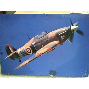 Quadro De Avião De Guerra Emoldurado